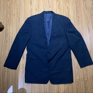 🔥 Hugo Boss Navy Jacket (54)